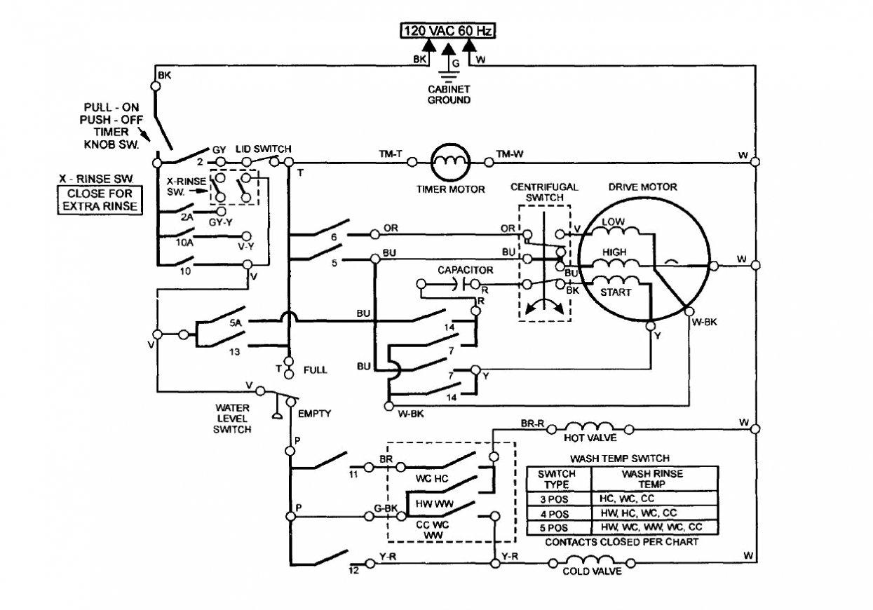 Ge Motor Wiring Schematic | Schematic Diagram - Ge Motor Wiring Diagram