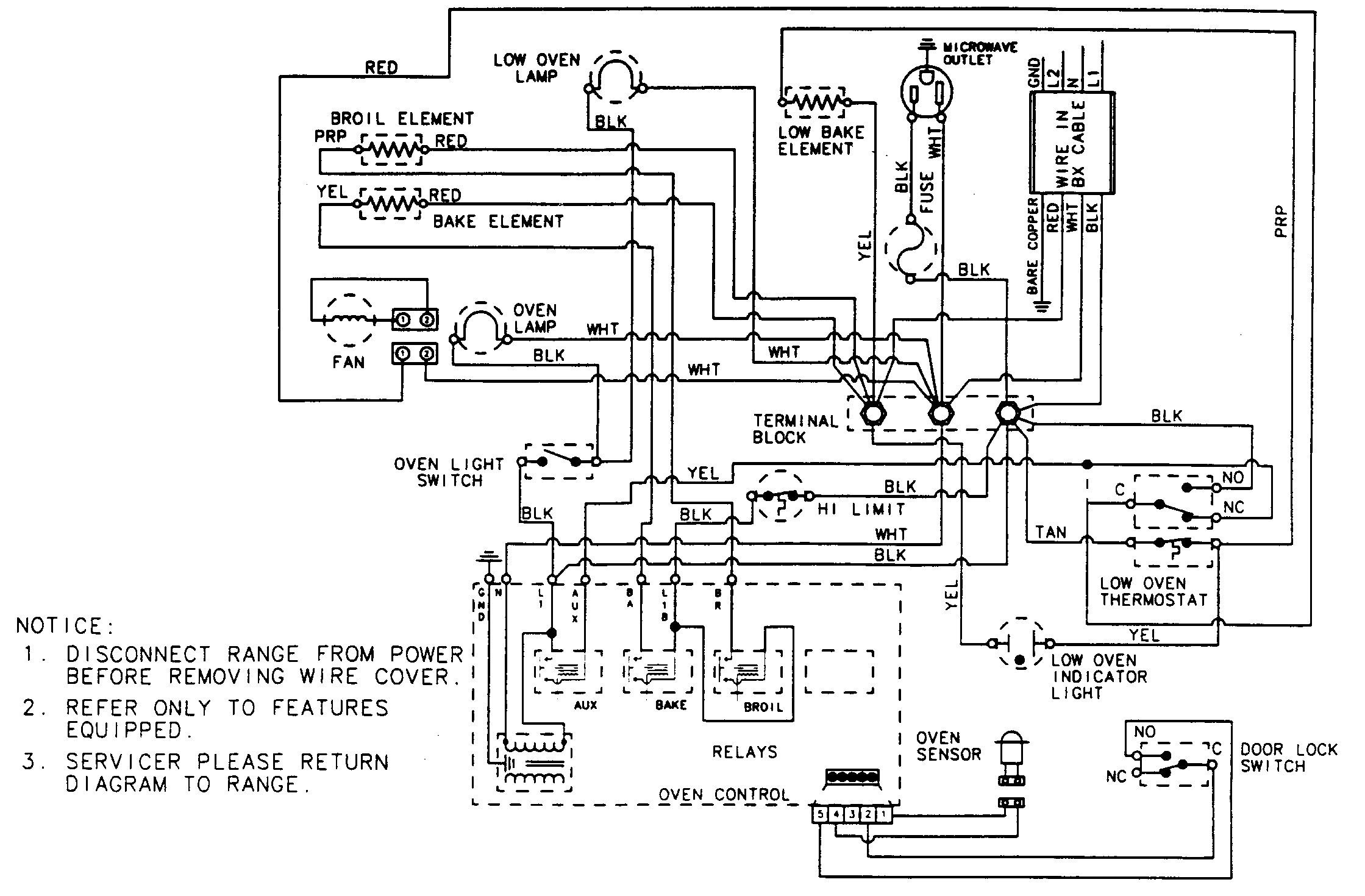 Ge Stove Wiring Diagram Broiler Unit | Wiring Diagram - Ge Stove Wiring Diagram