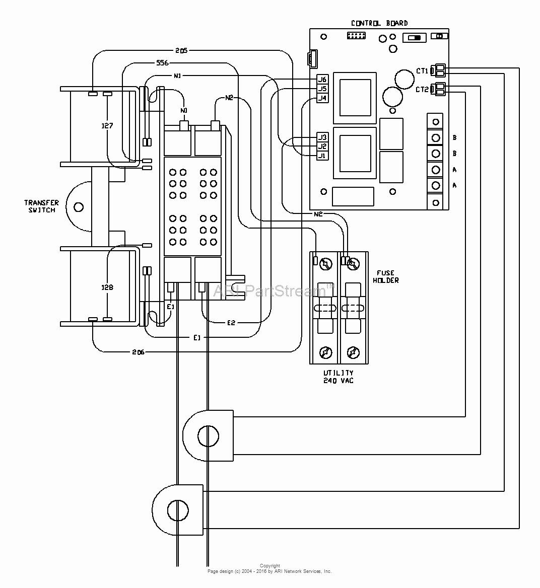 Generac 100 Amp Automatic Transfer Switch Wiring Diagram New Generac - Generac 100 Amp Automatic Transfer Switch Wiring Diagram