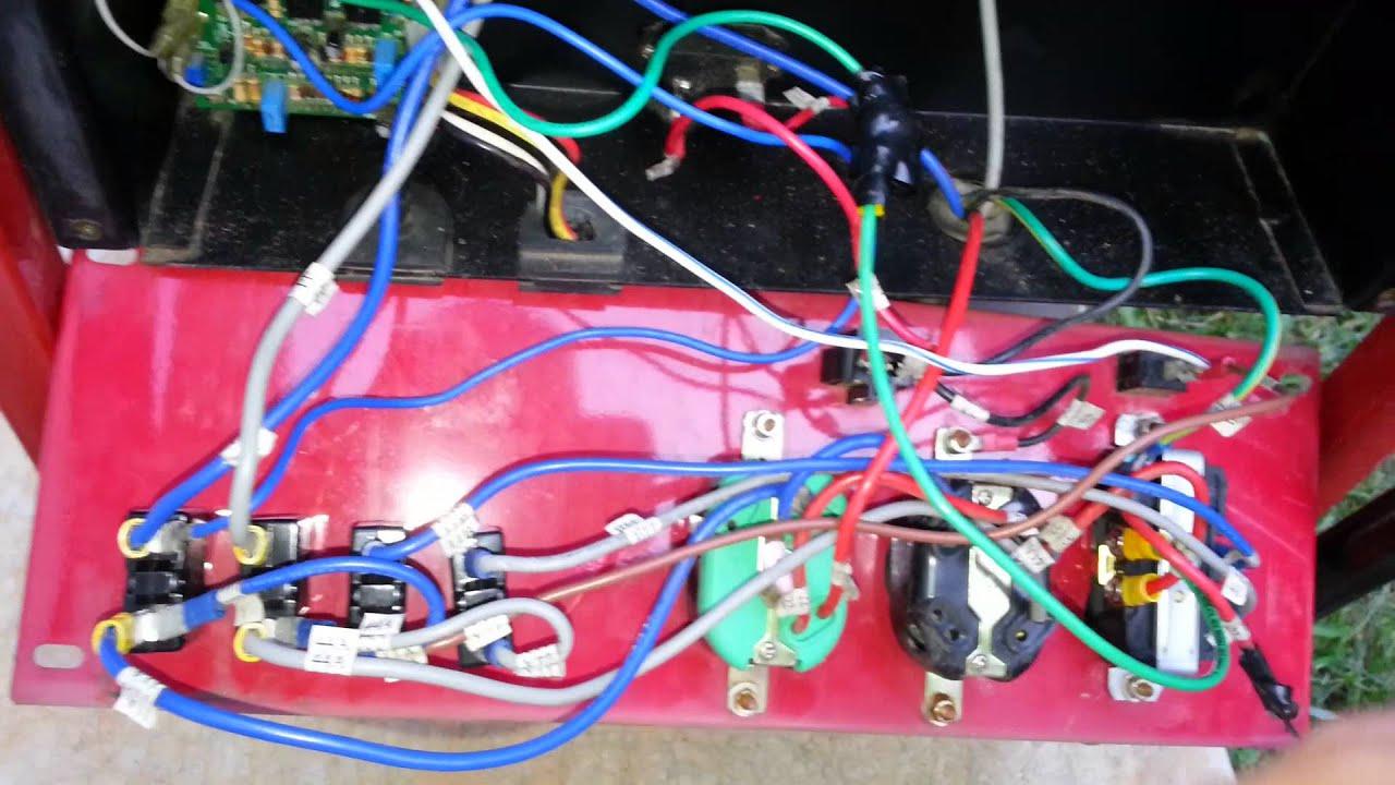 Generac Portable Generator Wiring Diagnostic/overview Part 01 - Youtube - Generator Wiring Diagram