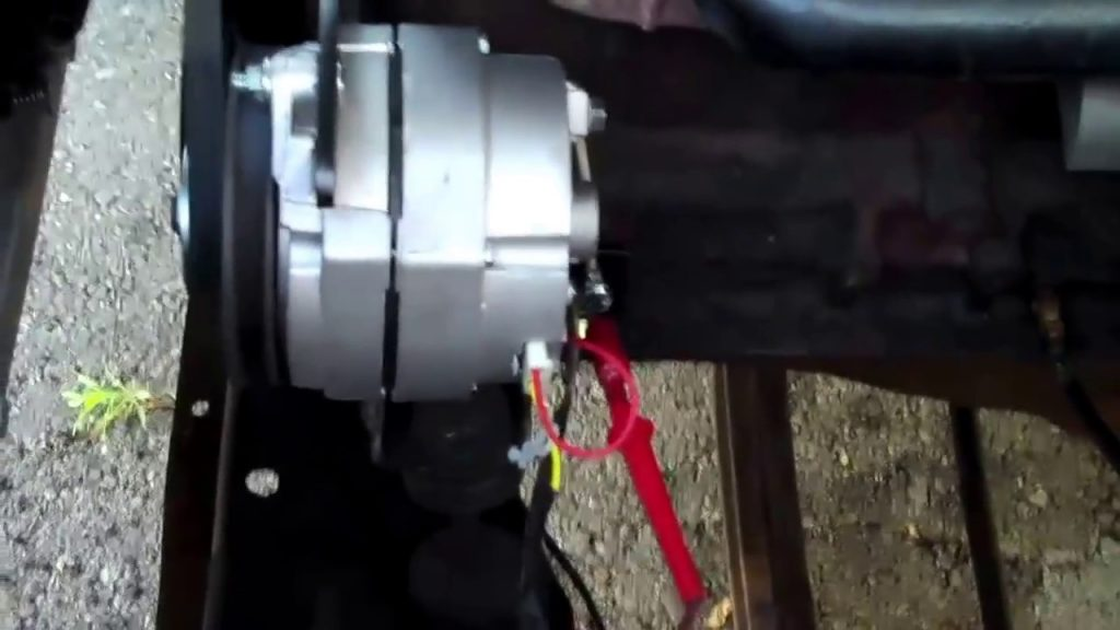 Generator To Alternator Coversion - Youtube