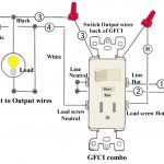 Gfci Outlet Wiring Diagram Combo Switch | Wiring Diagram   Gfci Outlet With Switch Wiring Diagram