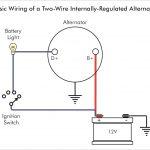 Gm 1 Wire Alternator Wiring   Wiring Diagrams Hubs   Gm 1 Wire Alternator Wiring Diagram