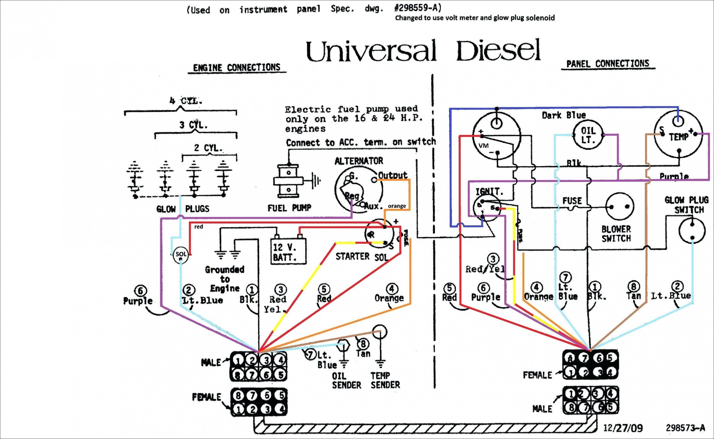 Balmar Alternator Wiring Diagram