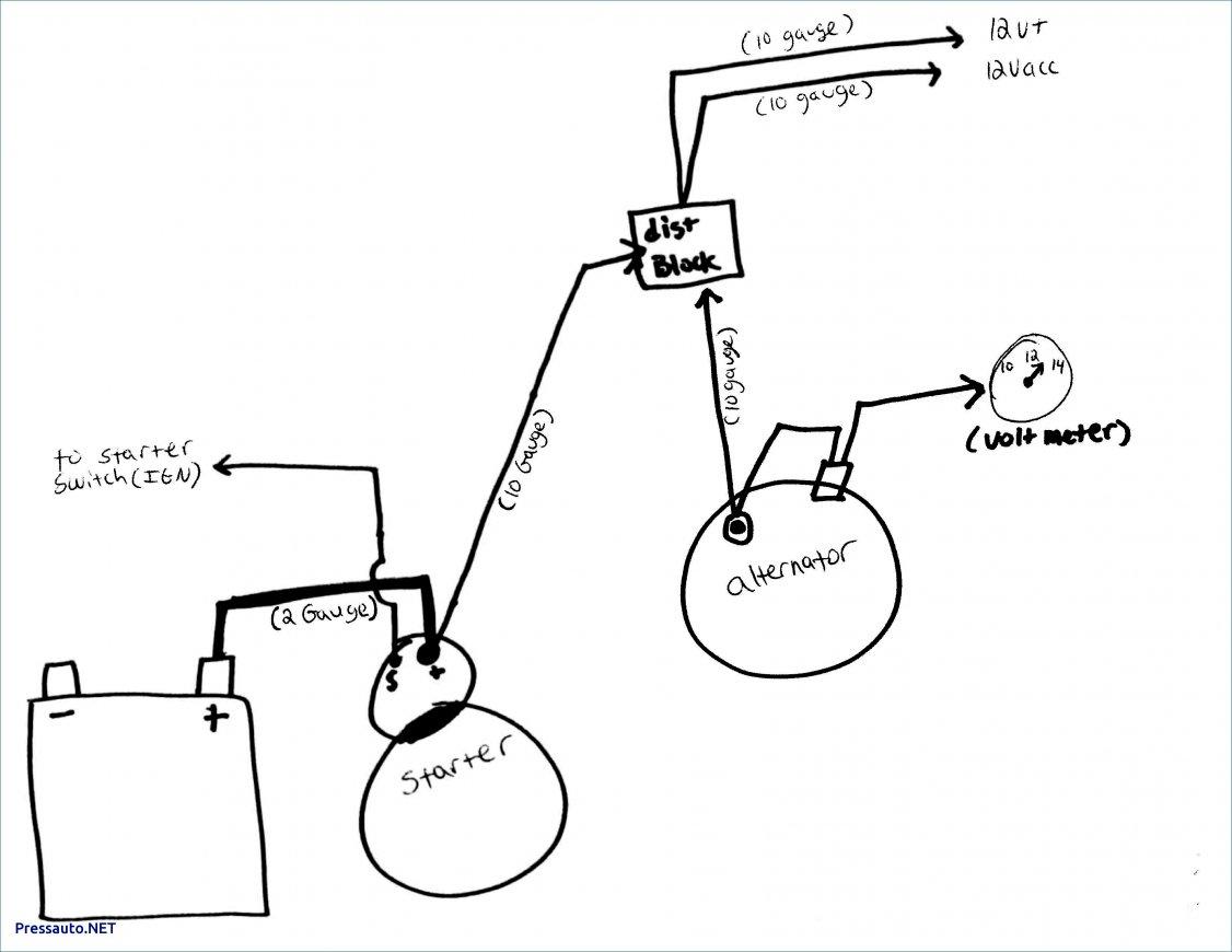 Gm Alt Wiring | Wiring Diagram - 2 Wire Alternator Wiring Diagram