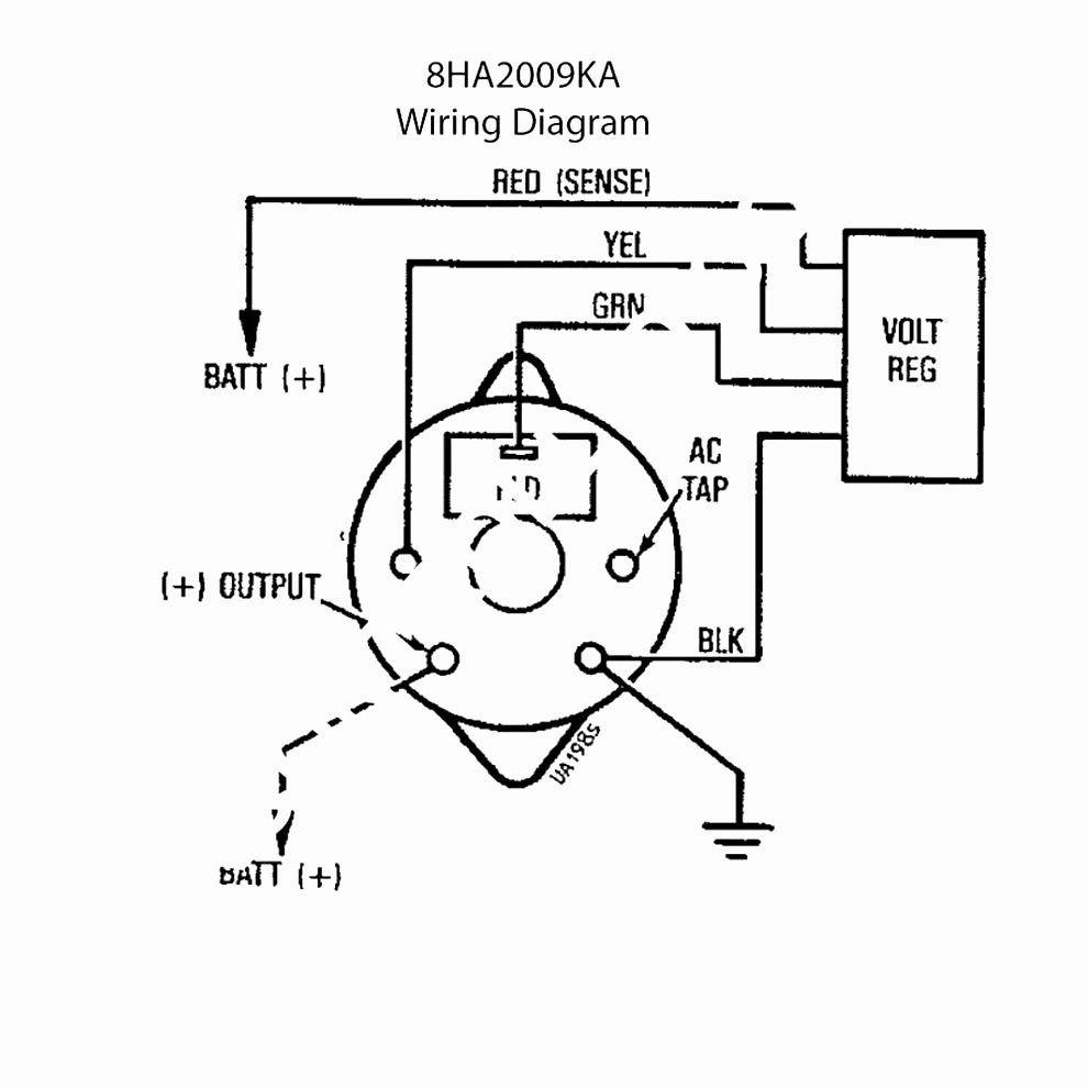 Gm Cs130 Alternator 3 Wire Diagram | Manual E-Books - Cs130 Alternator Wiring Diagram