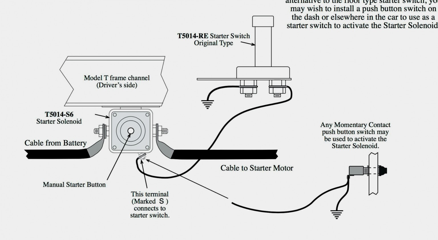 Gm Starter Motor Wiring Diagram from 2020cadillac.com