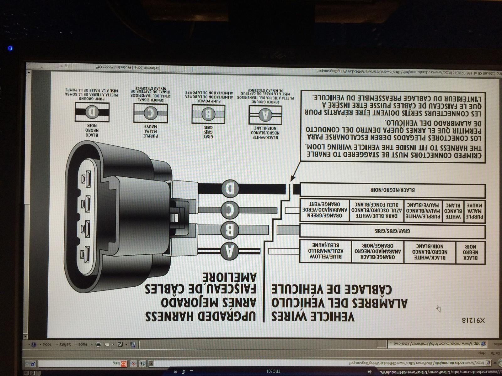 Gmc Sierra 1500 Questions - Fuel Pump Not Engaging On 1998 Gmc K1500 - 1998 Chevy Silverado Fuel Pump Wiring Diagram