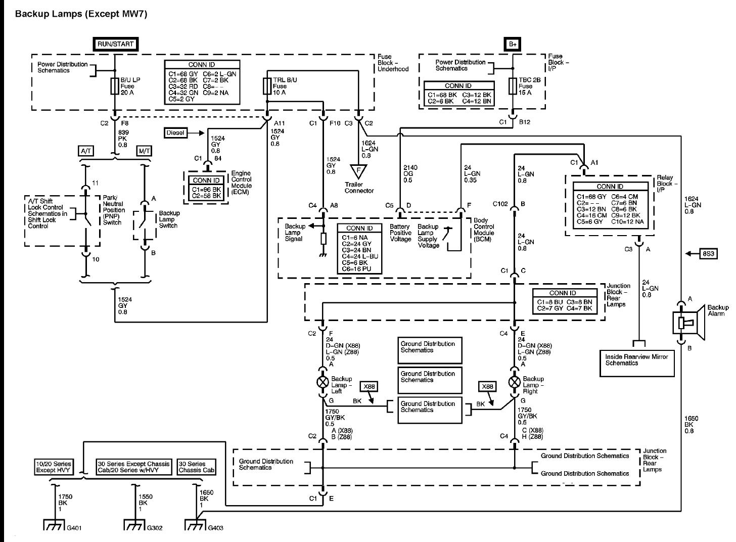 Gmc Wiring | Wiring Diagram - 2006 Chevy Silverado Tail Light Wiring Diagram
