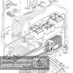 Golf Car Wiring Diagram | Wiring Diagram   48 Volt Battery Wiring Diagram