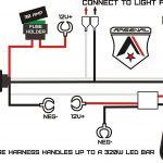 Good Led Light Bar Wiring Harness Diagram About Remodel Wire   Led Light Bar Wiring Harness Diagram