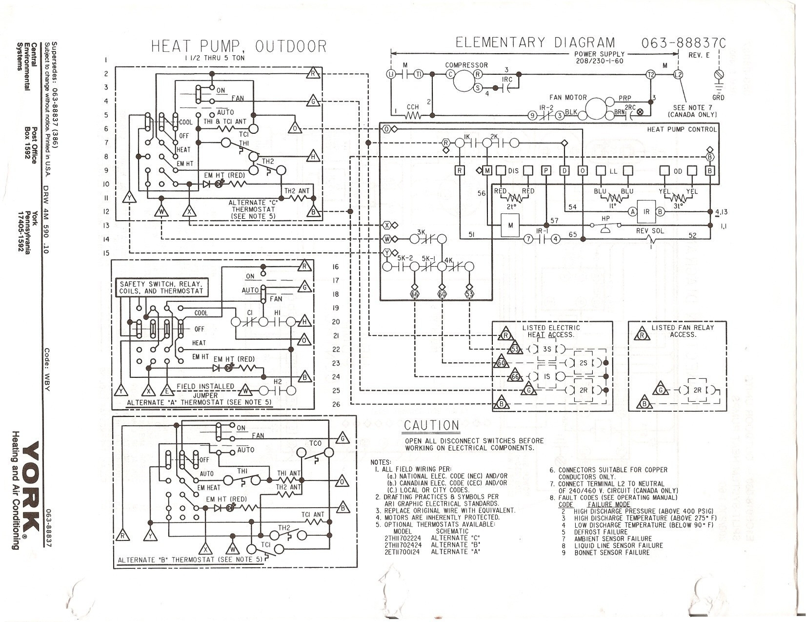 Goodman Air Handler To Heat Pump Wiring Diagram - Wiring Diagram Name - Goodman Air Handler Wiring Diagram