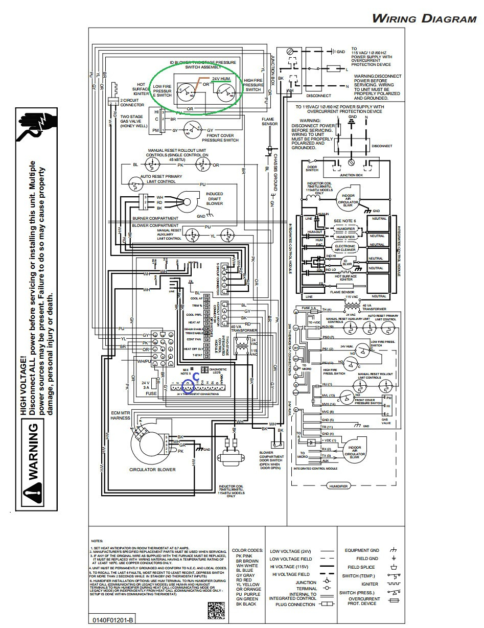 Goodman Air Handler Wiring Diagram First Co Thermostat Window Ac - Goodman Air Handler Wiring Diagram