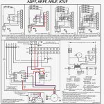 Goodman Aruf Air Handler Wiring Diagram Sample | Wiring Diagram Sample   Goodman Heat Pump Thermostat Wiring Diagram