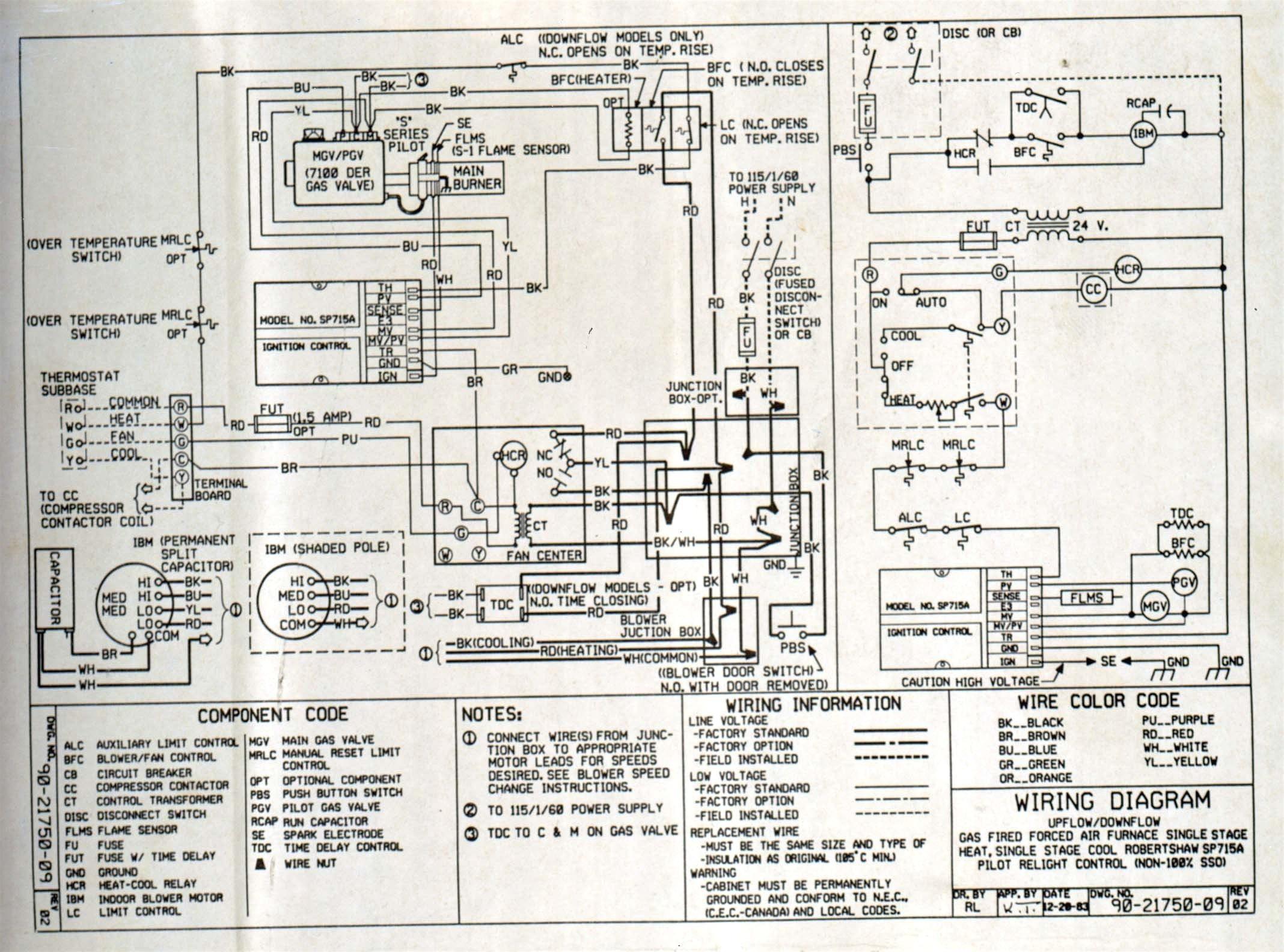 Goodman Aruf Air Handler Wiring Diagram | Wiring Diagram - Goodman Aruf Air Handler Wiring Diagram