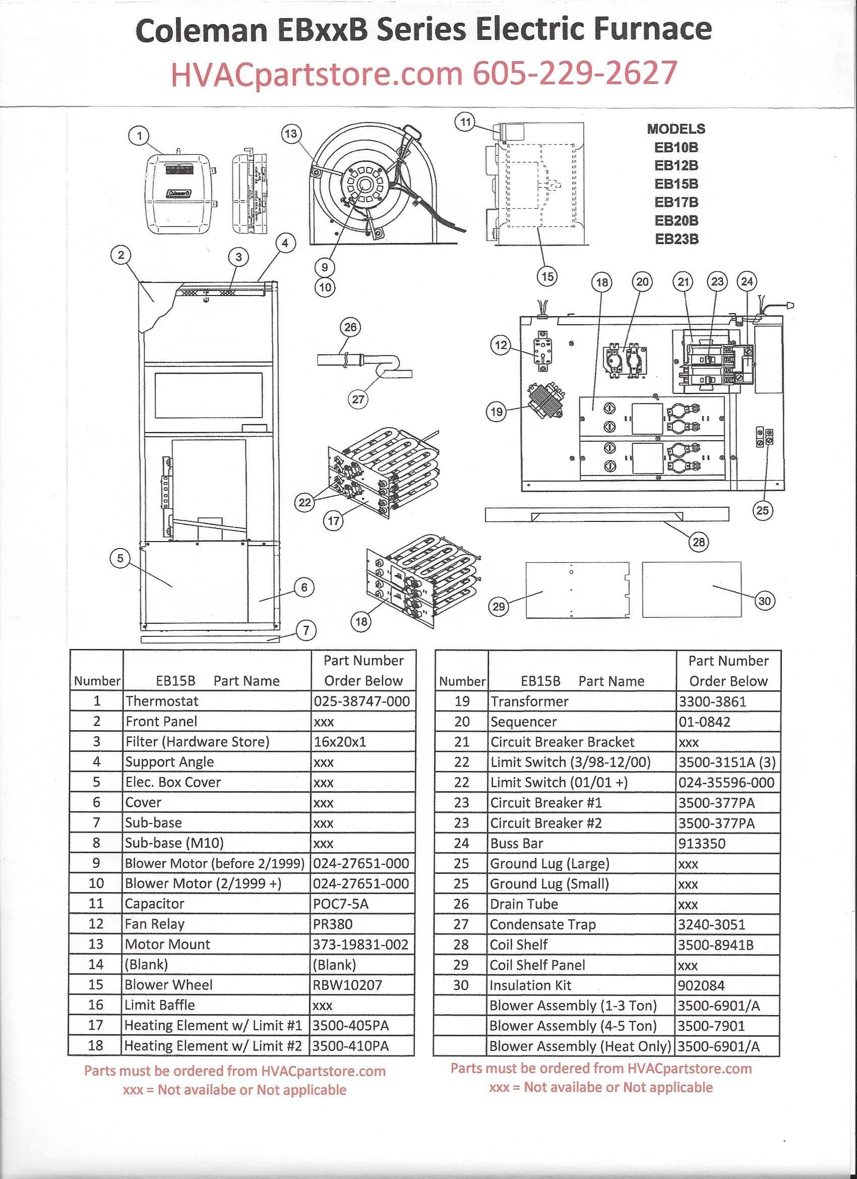Goodman Electric Furnace Wiring Diagram | Free Wiring Diagram - Goodman Electric Furnace Wiring Diagram