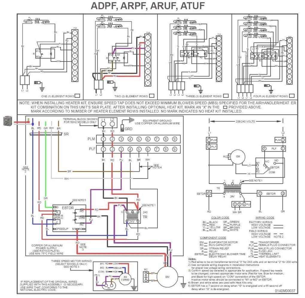 Goodman Electric Furnace Wiring Diagram Wiring Diagram At Air - Goodman Electric Furnace Wiring Diagram