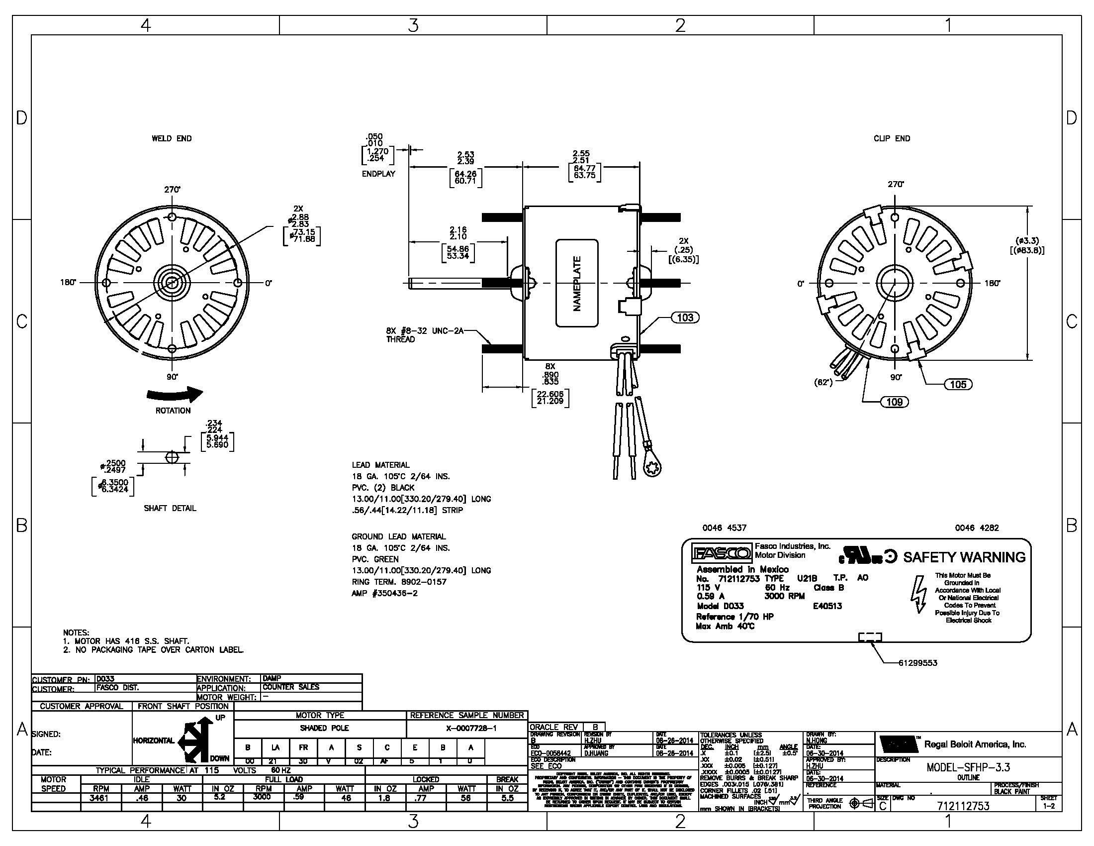 Gould Electric Motor Wiring Diagram | Wiring Diagram - Gould Century Motor Wiring Diagram