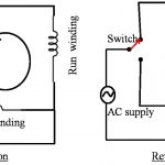 Great Of Wiring Diagram For Forward Reverse Single Phase Motor And   Reversing Single Phase Motor Wiring Diagram