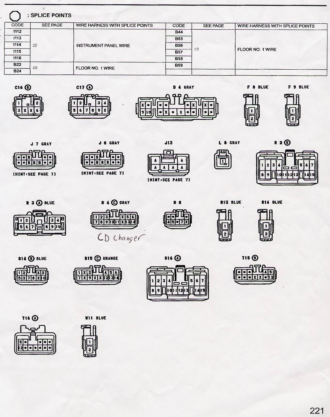 Gs400 Radio Wiring Diagram - Schema Wiring Diagram - Aftermarket Radio Wiring Diagram