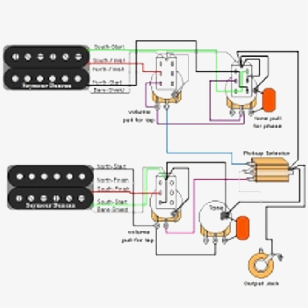 Guitar Wiring Diagram - Allove - Guitar Wiring Diagram