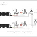 Guitar Wiring Diagrams 2 Pickups 2 Volume Fender Precision Bass   Jazz Bass Wiring Diagram