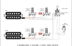 Guitar Wiring Diagrams 2 Pickups 2 Volume Fender Precision Bass – Jazz Bass Wiring Diagram