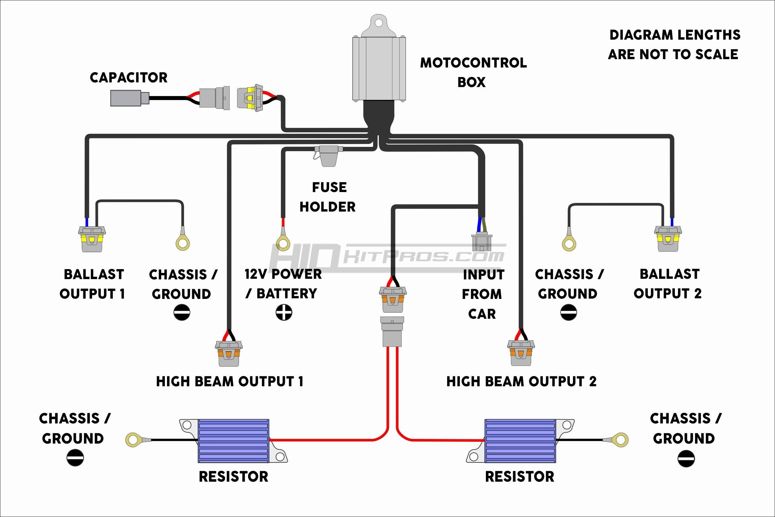 H4 Light Wiring | Wiring Diagram - H4 Wiring Diagram