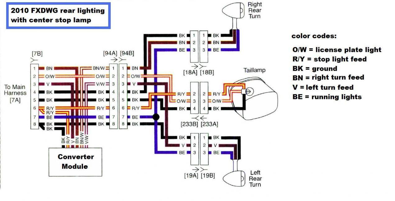 Harley Davidson Turn Signal Wiring Diagram | Wiring Diagram - Harley Davidson Wiring Diagram