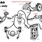 Harley Rectifier Wiring Diagram | Wiring Library   Rectifier Regulator Wiring Diagram
