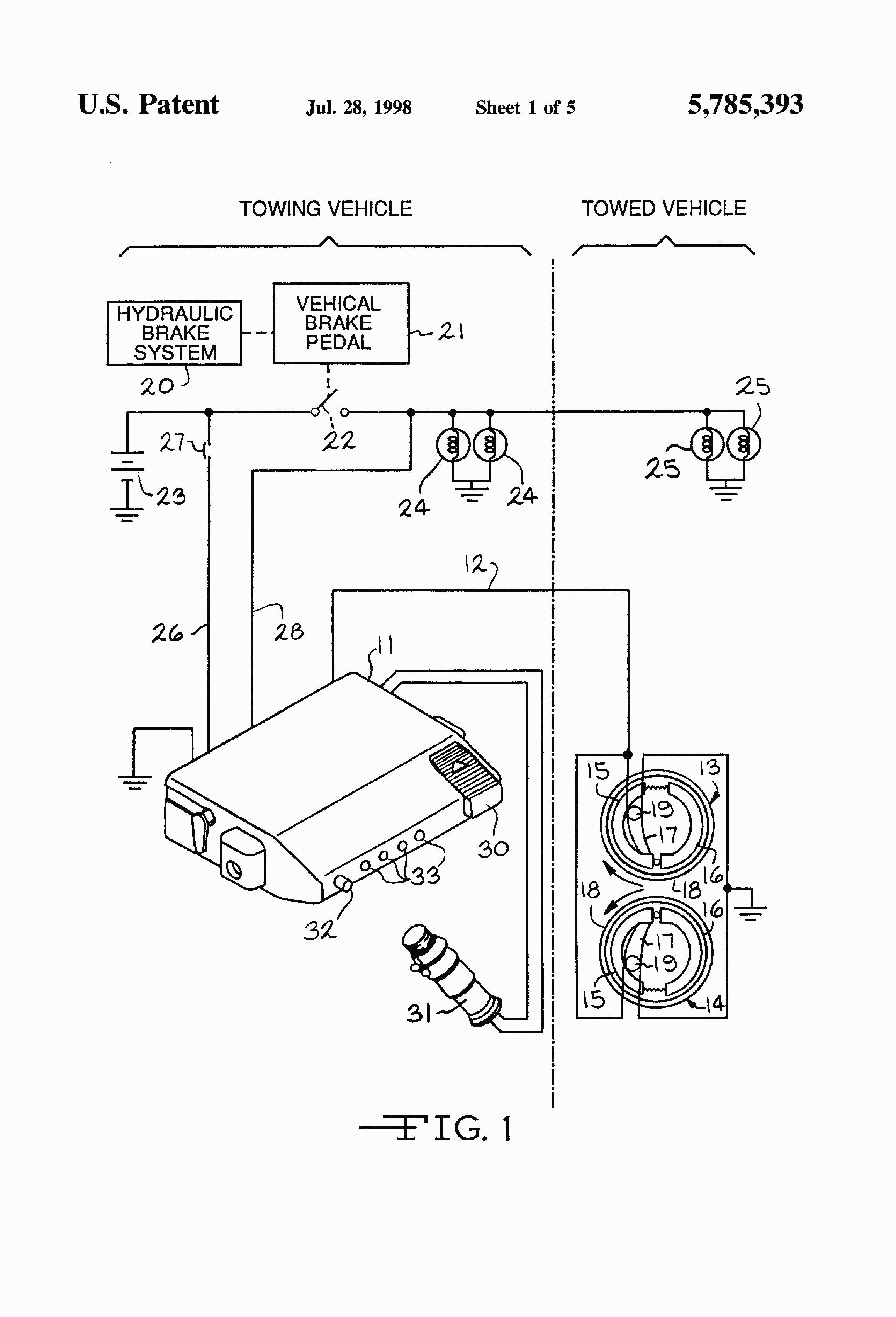 Hayes Trailer Brake Wiring Kit Diagram | Wiring Diagram - Hayes Brake Controller Wiring Diagram