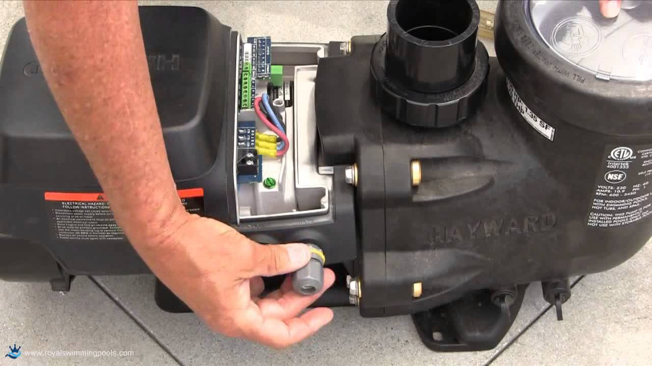 Hayward Tristar Pump Wiring Diagram | Manual E-Books - Hayward Super Pump Wiring Diagram 230V