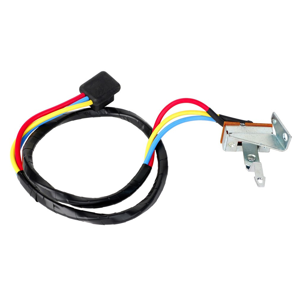 Heater Blower Motor Switch 3-Speed 1965-1966 - 2006 Chevy Silverado Blower Motor Resistor Wiring Diagram