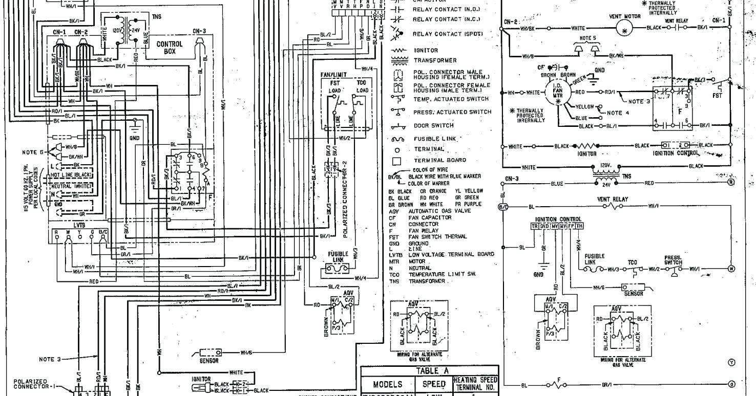 Trane Wiring Diagrams Free