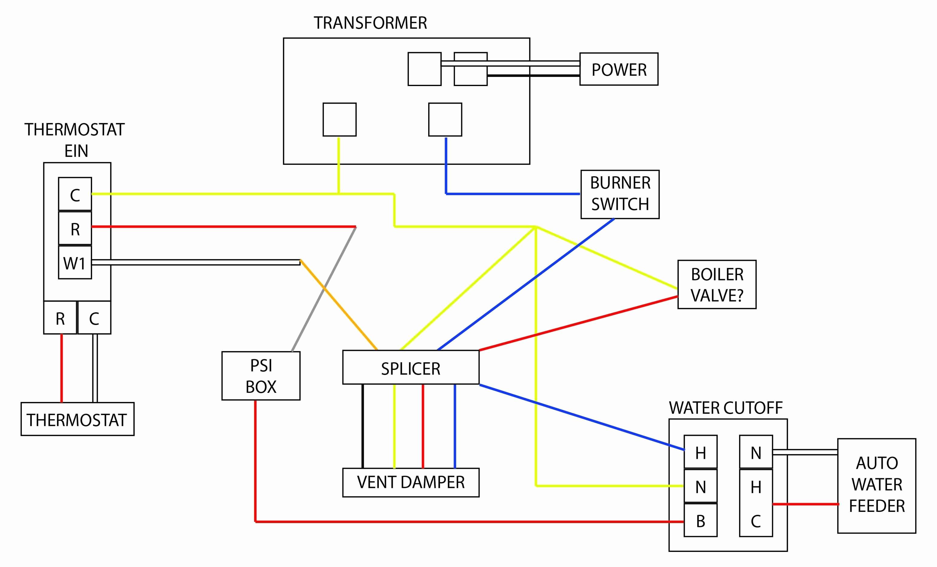 Honeywell Lyric T5 Wiring Diagram