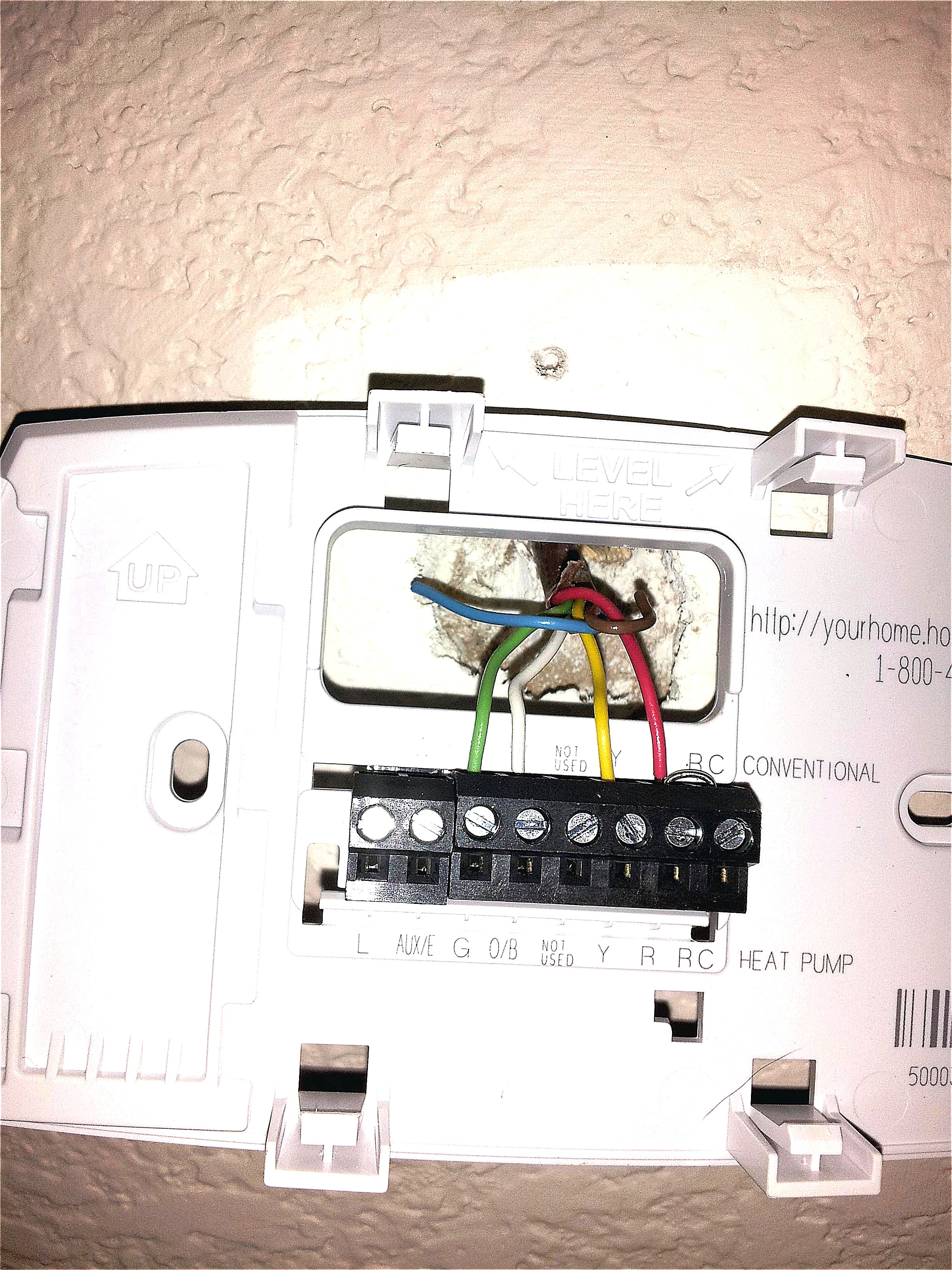 Honeywell Thermostat Rth6350D Wiring Diagram - Wiring Diagram Data Oreo - Wiring Diagram For Honeywell Thermostats