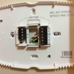 Honeywell Thermostat Wiring Diagram 4 Wire | Tom's Tek Stop   4 Wire Thermostat Wiring Diagram