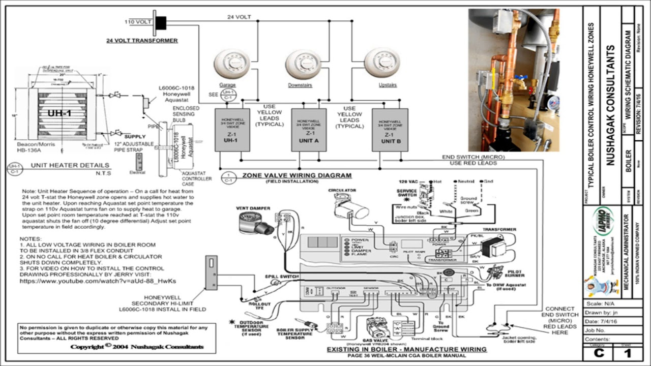 Honeywell Zone Control Diagram | Wiring Diagram - Honeywell Zone Valve Wiring Diagram