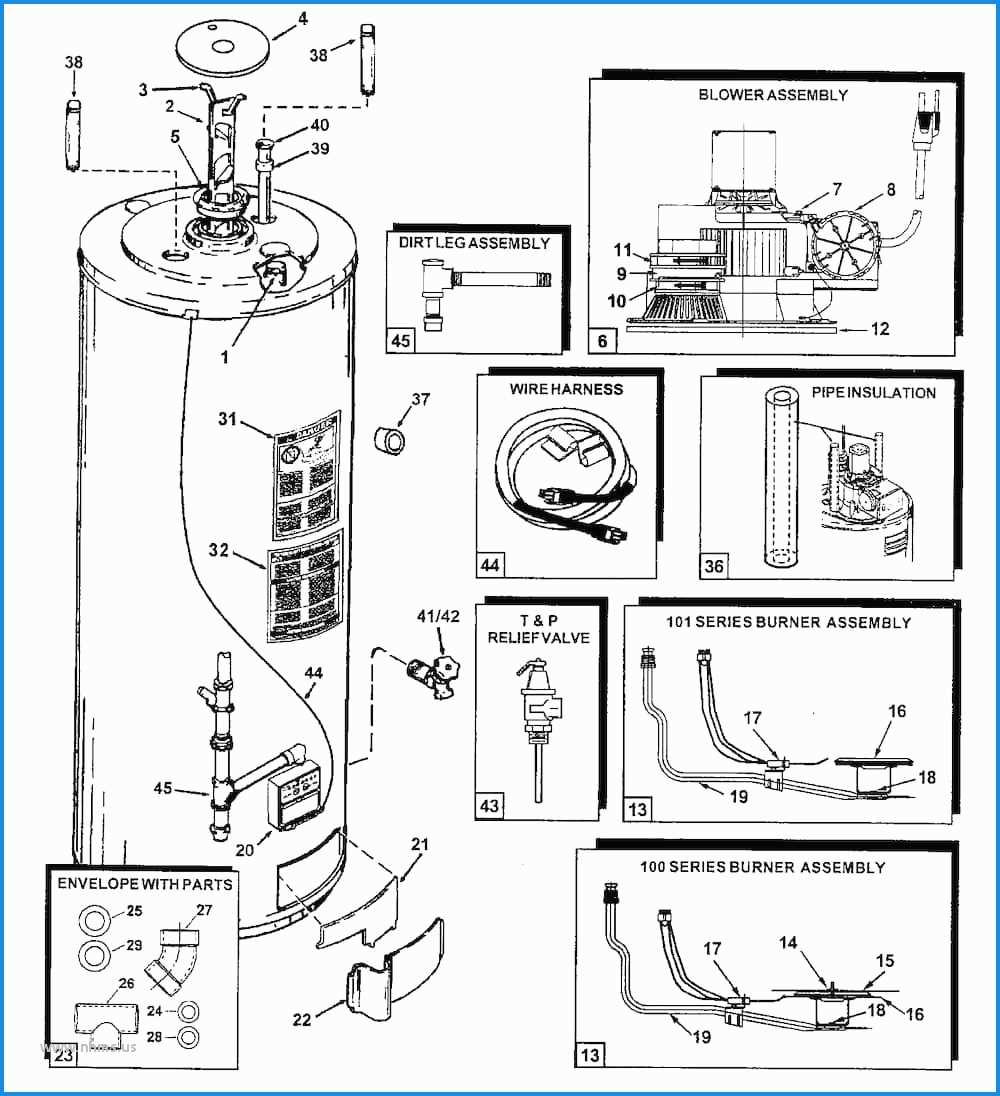 Hot Water Heater Element Diagram | Best Wiring Library - Water Heater Wiring Diagram Dual Element