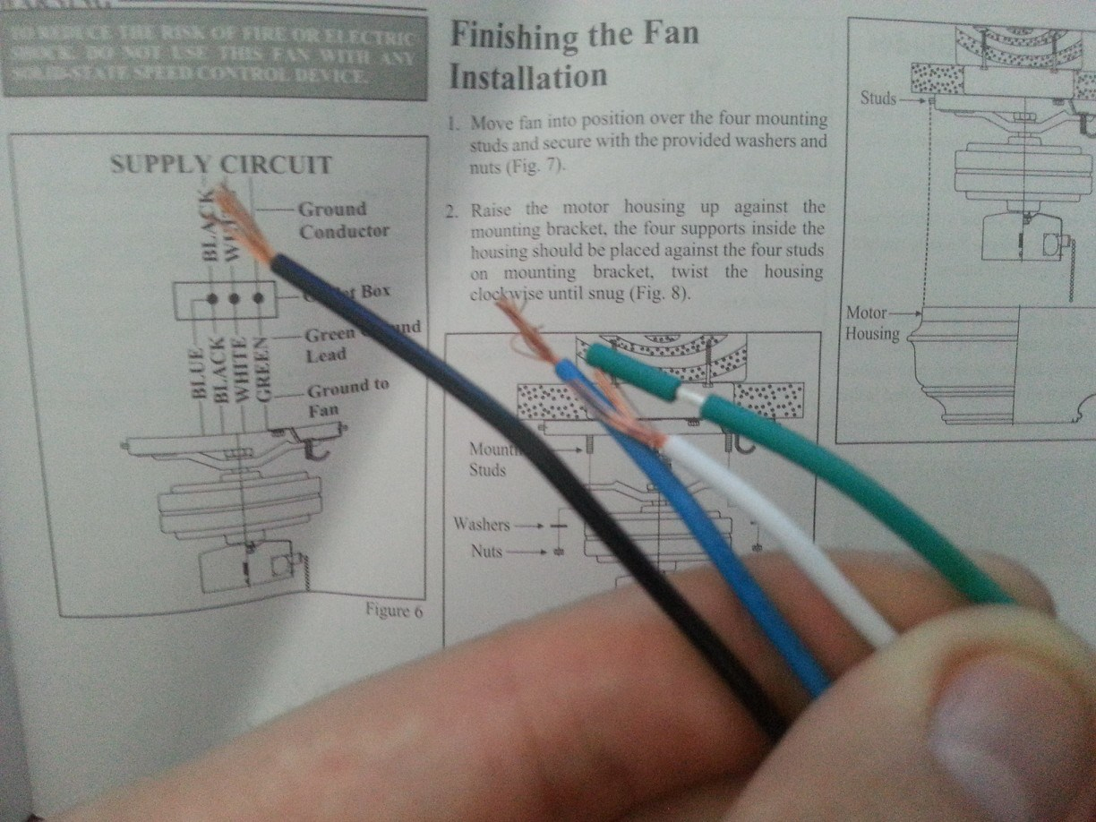 House Wiring For Ceiling - Go Wiring Diagram - Ceiling Fan Wiring Diagram