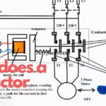 How Does A Contactor Work. What Is A Contactor. Contactor Wiring   Contactor Wiring Diagram