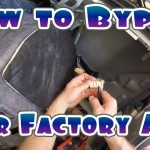 How To Bypass Your Cars Factory Amplifier   Mercury 8 Pin Wiring Harness Diagram