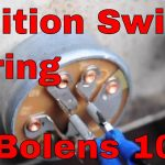 How To Change The Ignition Switch On An Bolens 1050 Garden Tractor   5 Prong Ignition Switch Wiring Diagram
