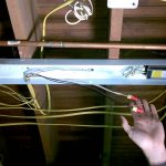 How To Convert Fluorescent Lighting To Led Mesmerizing How To Wire   Convert Fluorescent To Led Wiring Diagram
