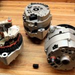 How To Excite The One Wire   Self Exciting Alternator.   Youtube   Alternator Exciter Wiring Diagram