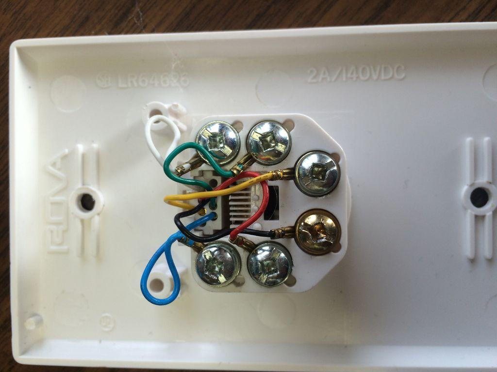 How To Hook Up Phone Jack? - Phone Jack Wiring Diagram