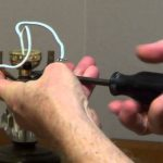 How To Install A 3 Way Lamp Socket   Youtube   Light Socket Wiring Diagram