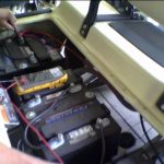 How To Install A Battery Meter On A Golf Cart   Youtube   Golf Cart Battery Meter Wiring Diagram