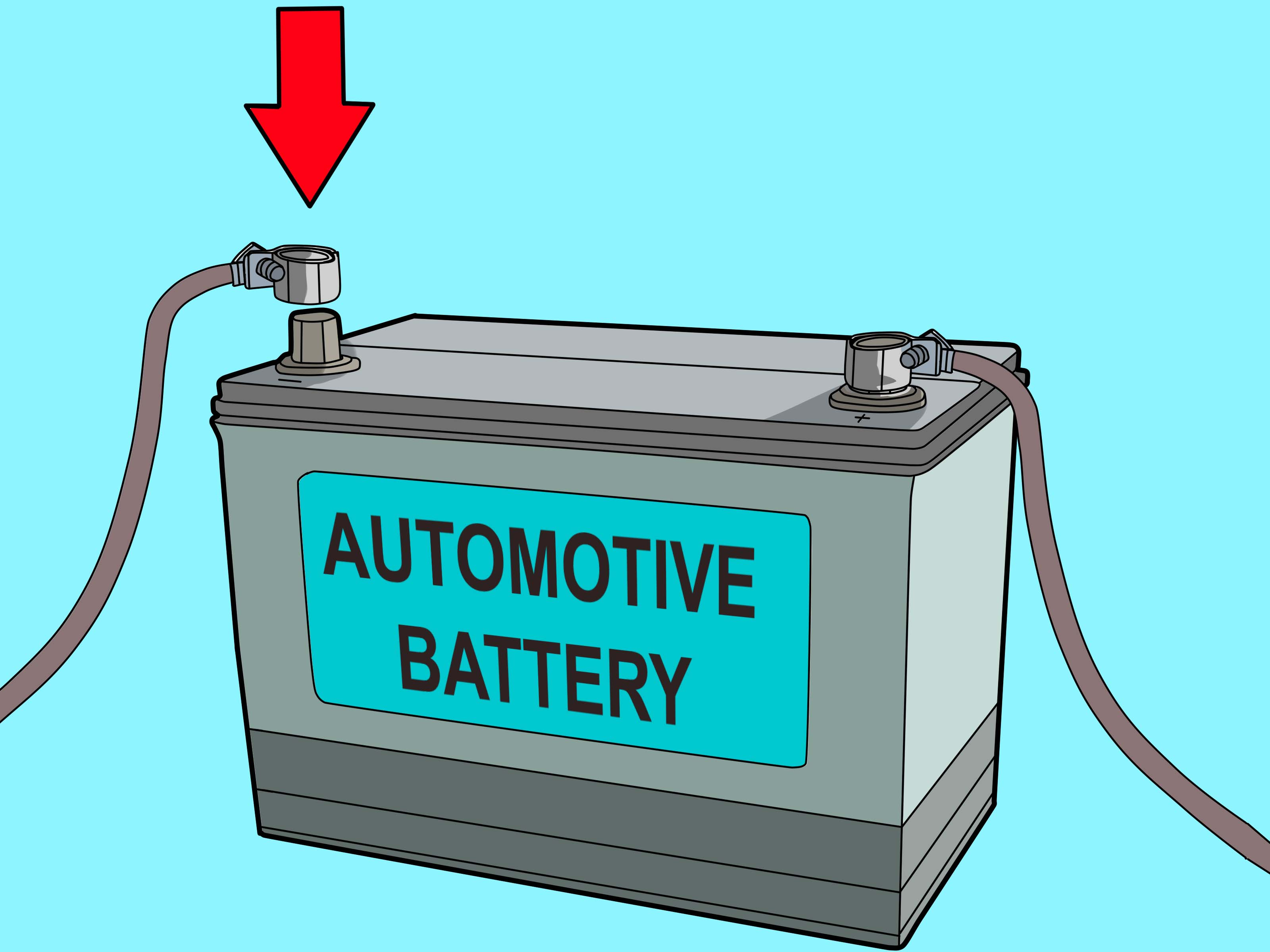 How To Install A Car Volt Amp Gauge (With Pictures) - Wikihow - Ampere Gauge Wiring Diagram