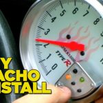 How To Install A Tacho Gauge   Youtube   Tach Wiring Diagram